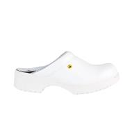 Flex clogs without counter white, size 41