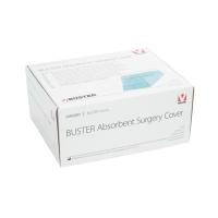 BUSTER Absorbent Surgery Cover 38x45 cm, 25/pk
