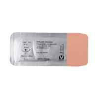 KRUUSE Monofast suture, USP 3-0, 45 cm, needle: 19 mm, reverse cutting, 3/8 circle. 18/pk