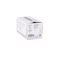 KRUUSE Sacryl suture, USP 2-0, 70 cm, needle: 26 mm, round bodied - taper-point, ½ circle. 18/pk
