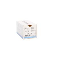 KRUUSE Promilene suture, USP 2-0, 70 cm, 26 mm needle, ½ C, RC, 18/pk