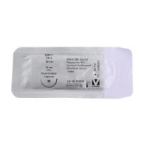 KRUUSE Sacryl suture, USP 1, 90 cm, 30 mm, ½C, RB, Tapercut, 18 pcs.
