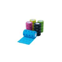 KRUUSE Fun-Flex Pet bandage, assorted, 10 cm, 10 rolls