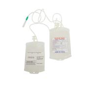 Double blood collection unit, 450 ml