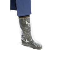 KRUTEX disp. boots, long/thick, elasticated top, 25 pairs