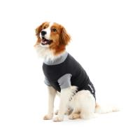 BUSTER Body Suit Classic for dogs, black/grey, 63 cm, str. XL
