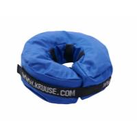 BUSTER inflatable collar blue large