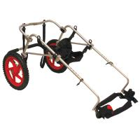 KRUUSE Rehab wheelchair for dogs, XL