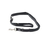 BUSTER Neoprene 180 cm Multipurpose Lead, Black/Black, M, 20mm