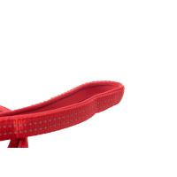 BUSTER Neoprene 180 cm Lead, Red/Red, M, 20mm