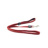 BUSTER Reflective Mesh 140 cm Lead, Red/Red, S/M, 20mm