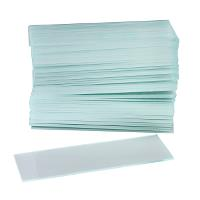 Examination microscope slides polished 50/pk