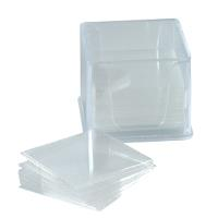 Cover slips 24x24 mm 200/pk