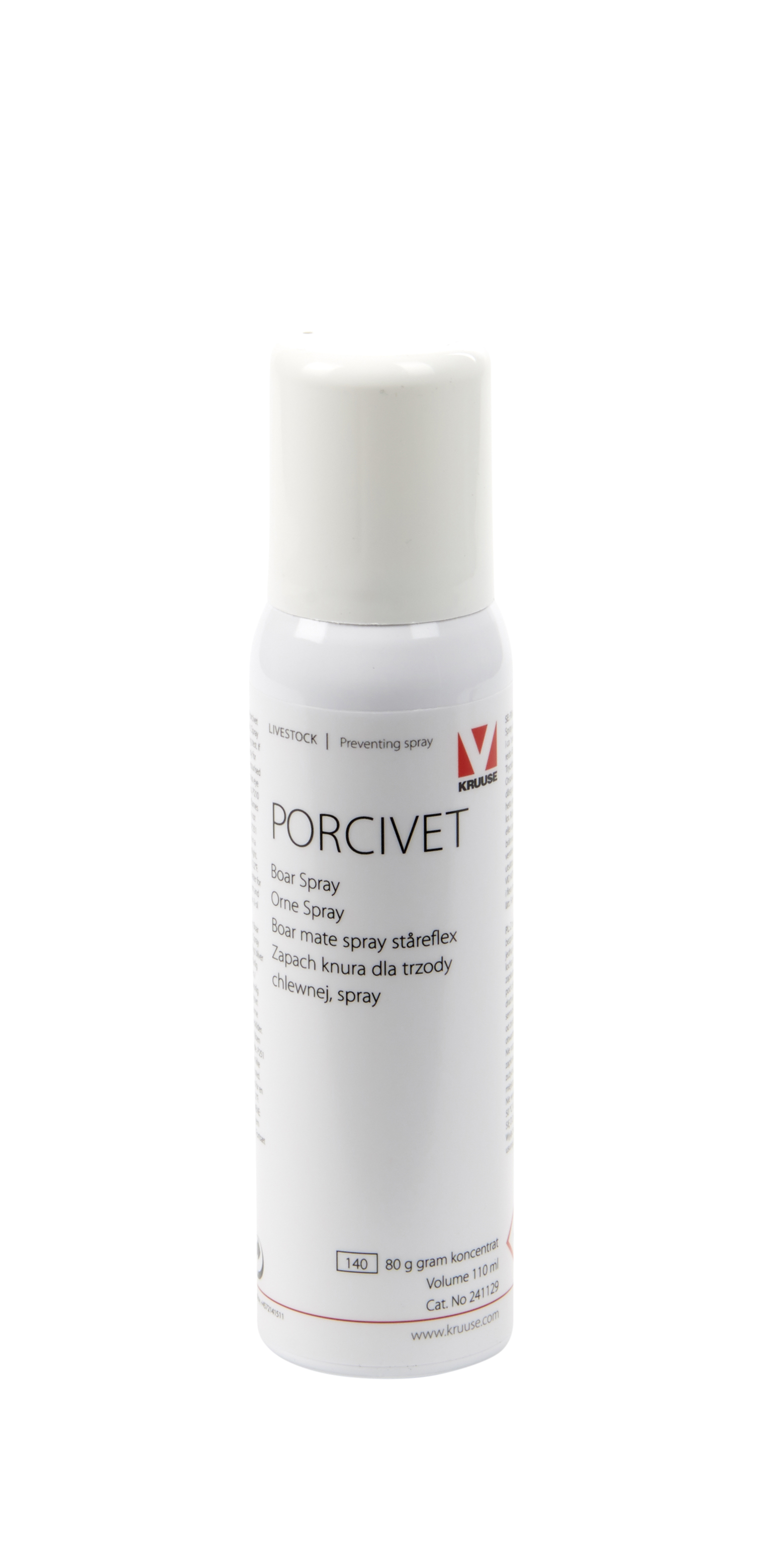PORCIVET Boar Spray 110 ml, 12/pk