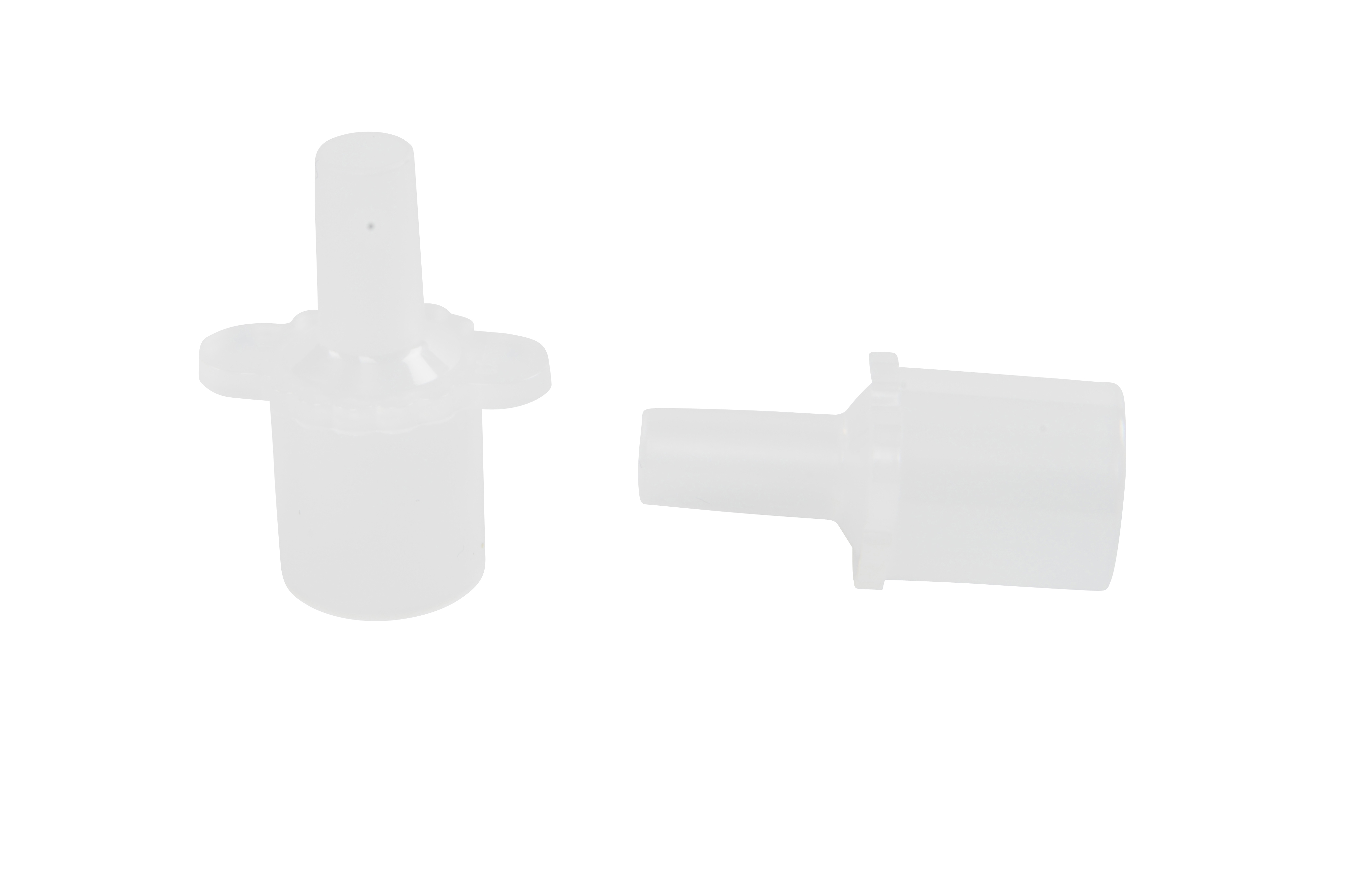 KRUUSE Connector for Endotracheal Tube 5.0 mm, 5/pk