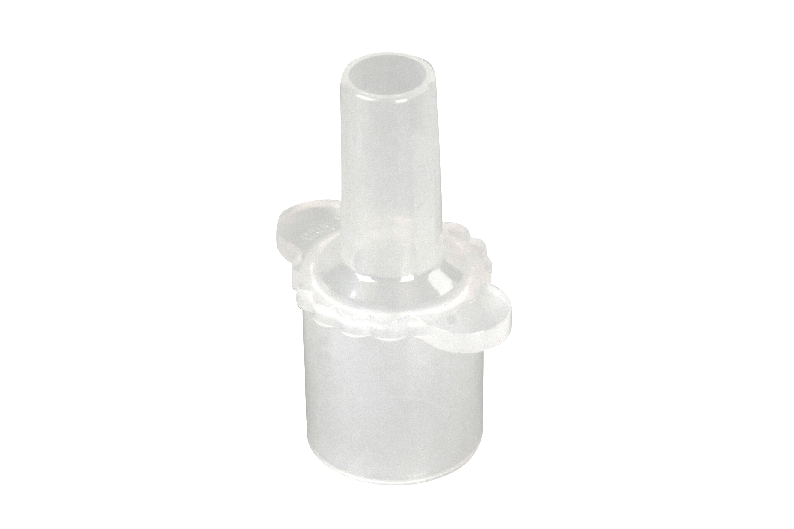 KRUUSE Connector for Endotracheal Tube 6.5 mm, 5/pk