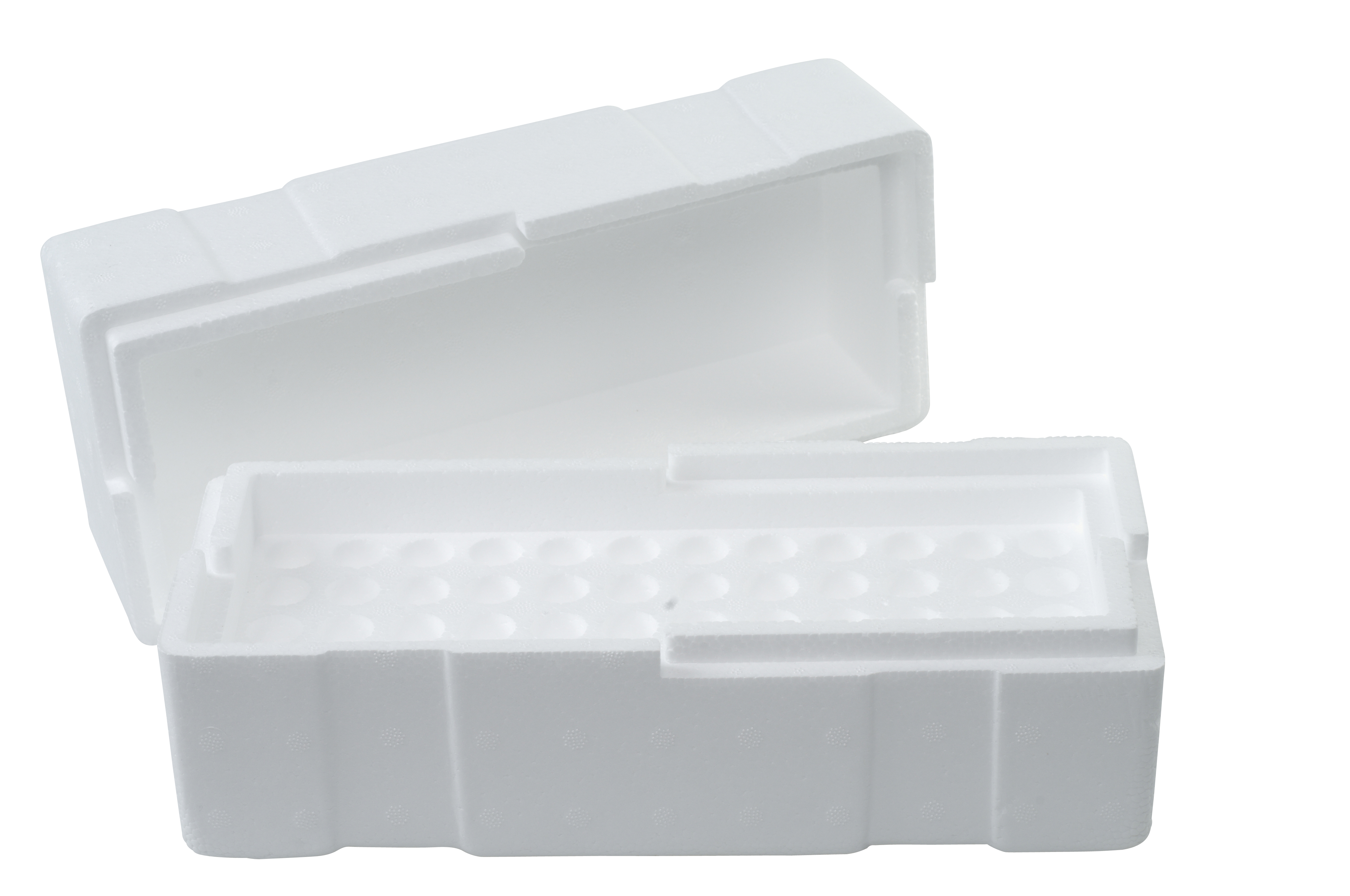 Blood sample box for 48 tubes, 1/pk